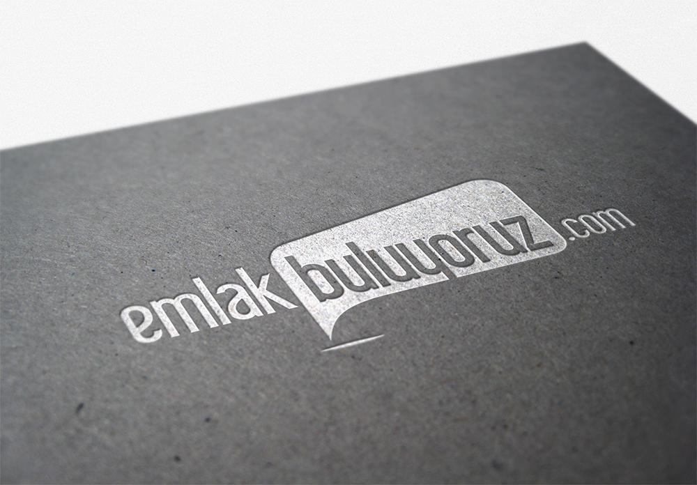 EmlakBuluyoruz.com Logo Tasarım