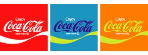 Coca Cola Renk Denemeleri