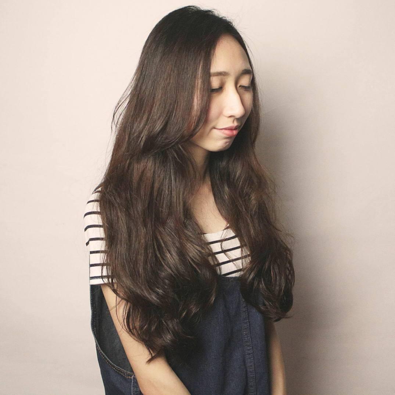 如何解決細軟長直髮的扁塌 – 臺北髮廊推薦