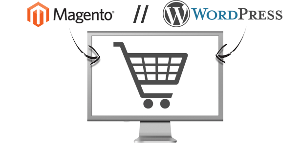Magento or WordPress- What will You Choose for Your E