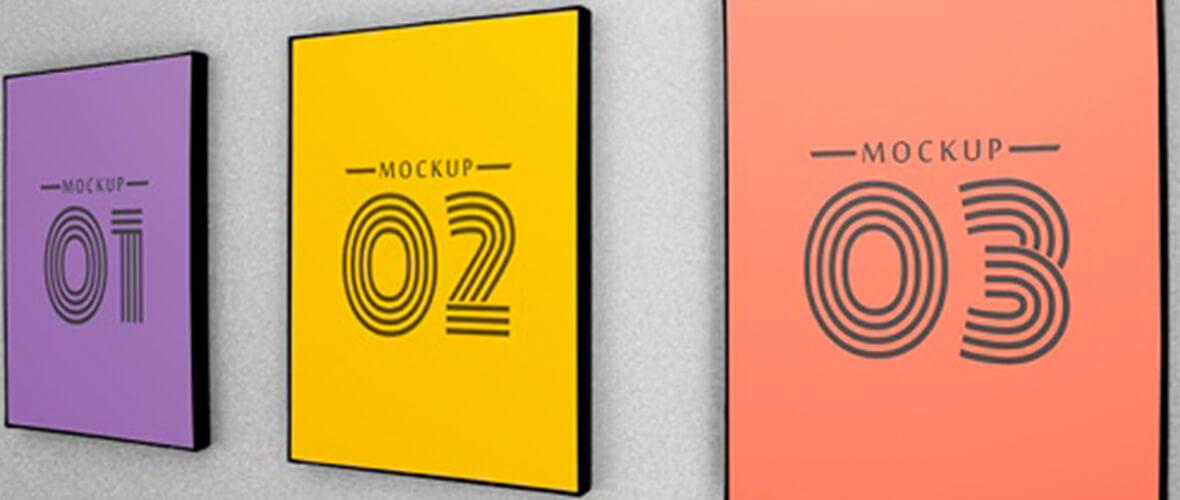 500 mockups para quadros editáveis em photoshop imagens para quadros decorativos r$ 9,90 r$ 28,50 2x r$ 5,27 Get Inspired For Mockup Quadro A4 Mockupfreezone