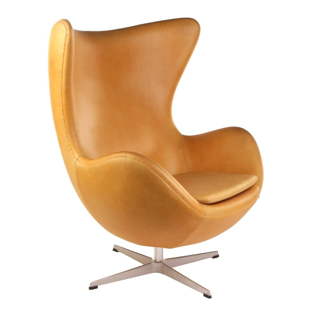 jacobsen egg chair leather graco high simple switch arne replica in 80170 on designer pages