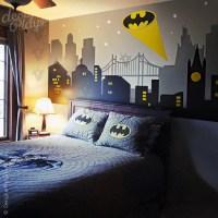 Gotham City Wall Mural | www.pixshark.com - Images ...