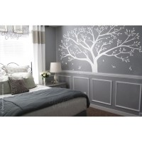 Giant Photo Tree Wall Decal For Home Feature Wall