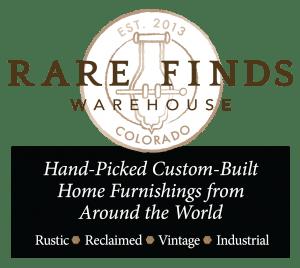 Rare Finds Logo