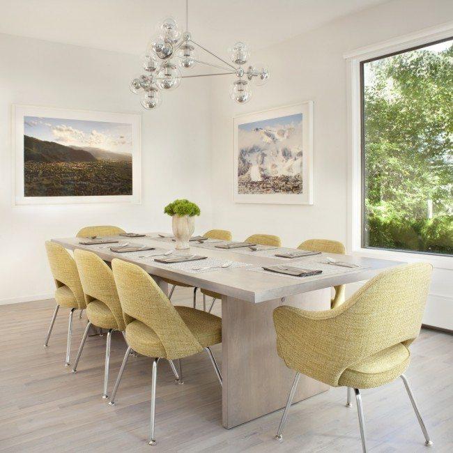 Joe McGuire Contemporary Dining Room