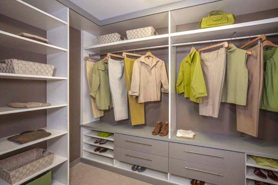 Custom Closet in Budget