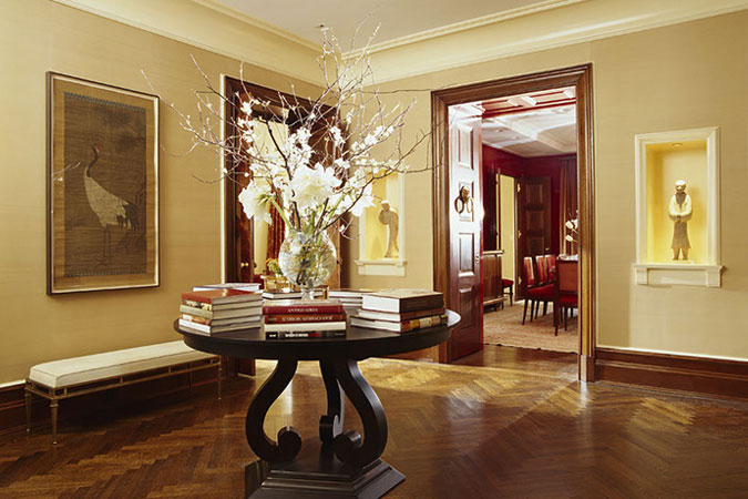 Classic Interior Designers NYC Designer Previews