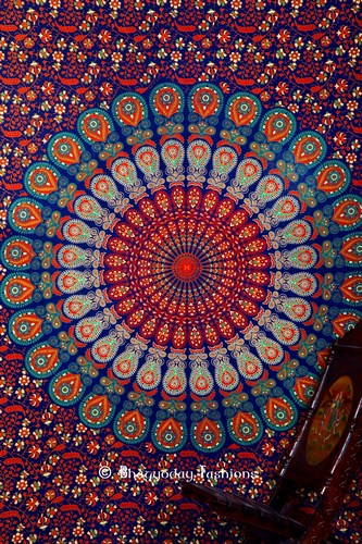 Designer Printed Tapestry  Traditional designs in printed tapestry embroidered tapestry