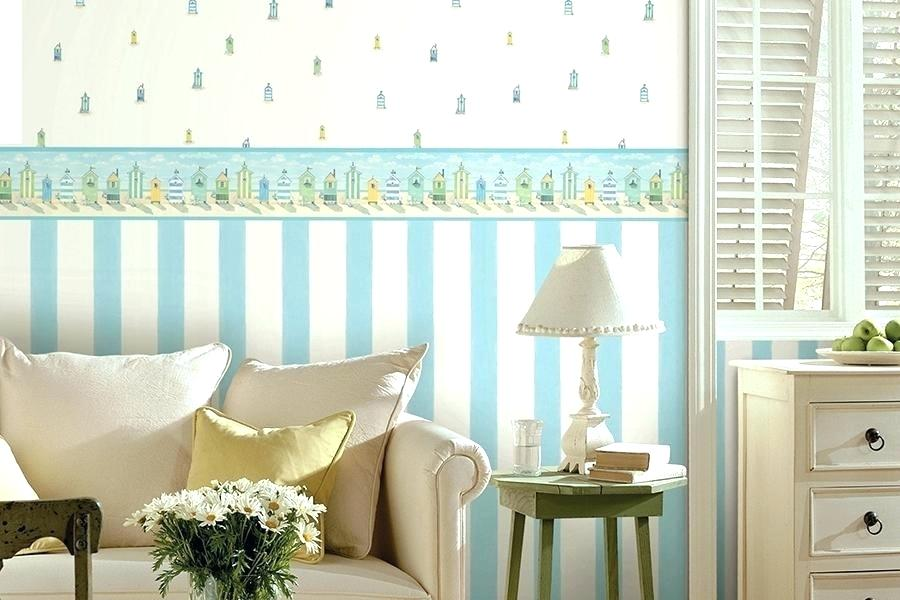 Wallpaper Border Ideas - home decor photos gallery
