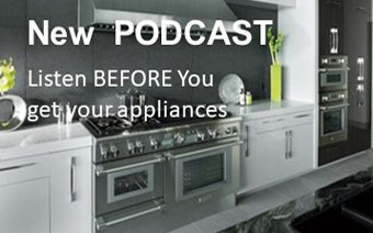 If you are getting new Appliances, Listen to this First.