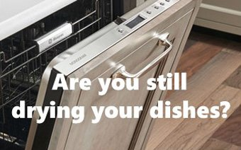 Are you Still Drying Your Dishes?