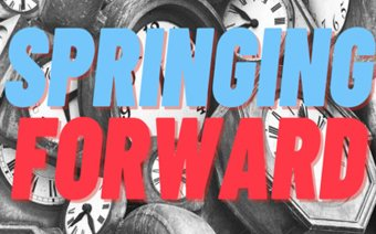 Springing Forward