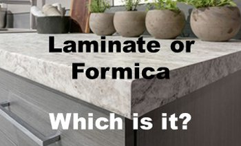 Laminate or Formica – Which is it?