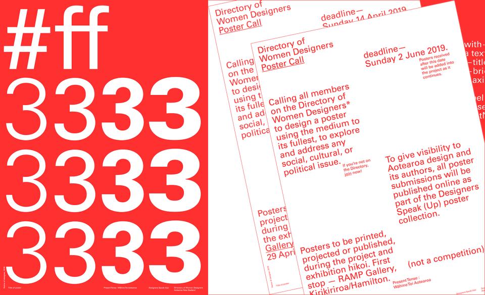 ff3333 Poster-Call2