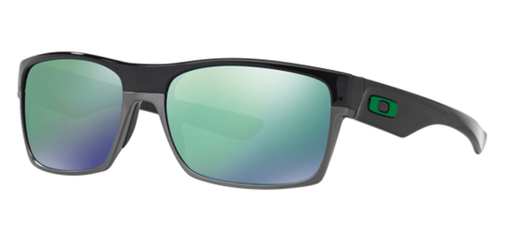 Oakley TwoFace Sunglasses OO9189 -04 Polished Black