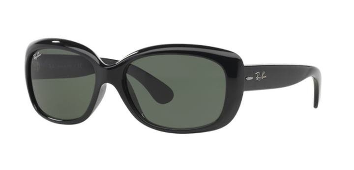 Ray Ban Jackie OHH Sunglasses RB4101 601 Black