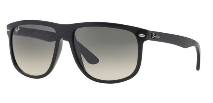 Ray Ban Sunglasses RB4147 601/32 Black with Crystal Grey Gradient Lens