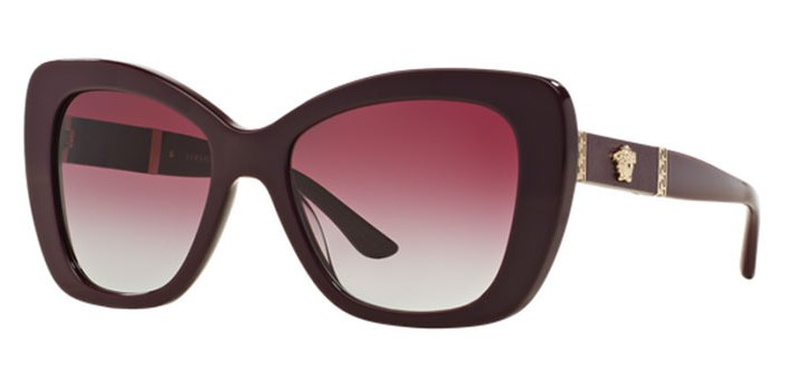 Versace Butterfly Sunglasses VE4305Q 50664Q Violet
