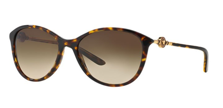Ladies Versace Sunglasses VE4251 10813 Havana