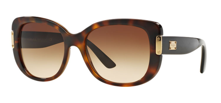 c79d1b8930e8 Ladies Versace Sunglasses VE4311 514813 Havana