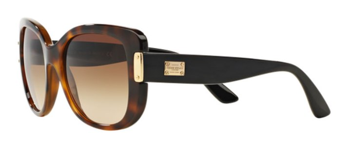 Ladies Versace Sunglasses VE4311 514813 Havana