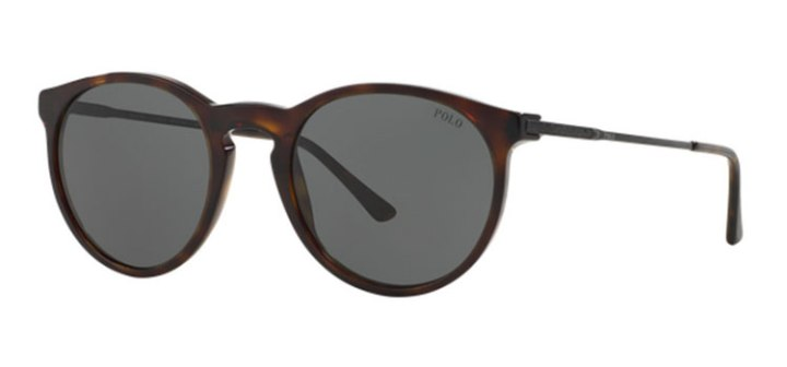 Polo Ralph Lauren Sunglasses PH4096 500387 Havana with grey lens