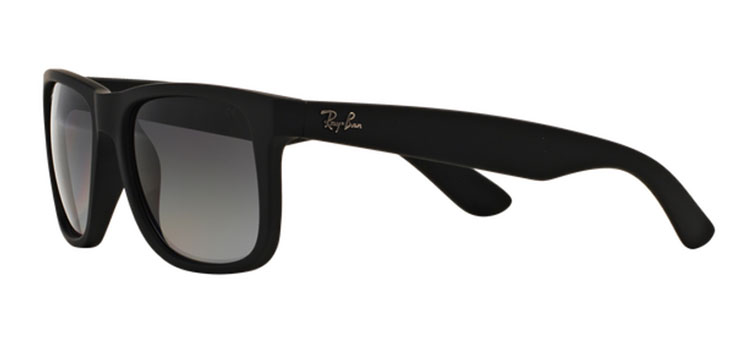 Ray Ban Justin Polarized Sunglasses Rb4165 622 T3