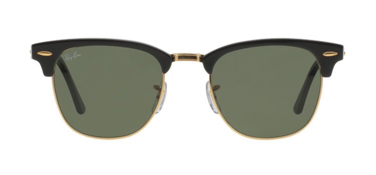 0a66f50f1c Ray Ban Clubmaster Sunglasses RB3016 W0365