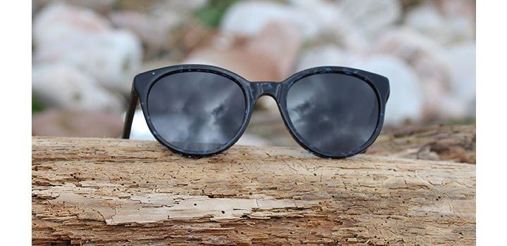 Acetate and Wooden Polarized Ladies Sunglasses | DSUK Woods