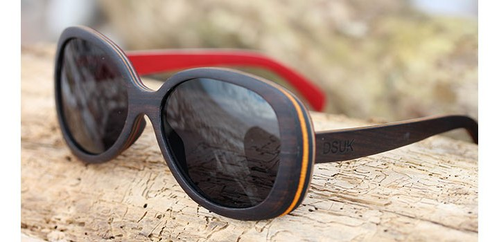 Handcrafted Ladies Wooden Sunglasses | DSUK Woods