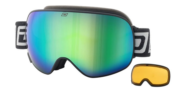 Dirty Dog Mutant 2.0 Ski Goggles 54208
