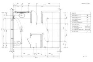 Drafting Standards for Kitchens & Bathrooms