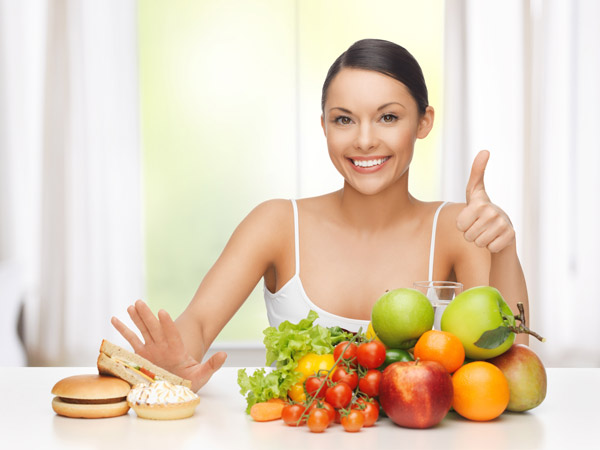 eating healthy, wholesome, clean, delicious and nutritious foods