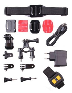 Lifcam Extreme Action Camera Accessories