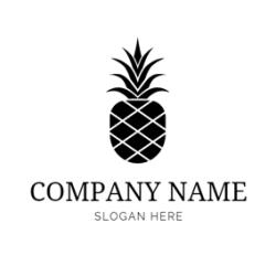 Free Pineapple Logo Designs DesignEvo Logo Maker