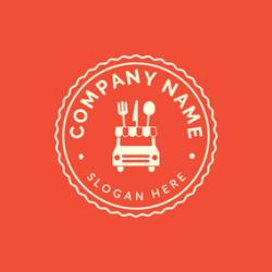 Free Food Truck Logo Designs DesignEvo Logo Maker