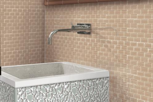 texture tuesday villi glass tiles