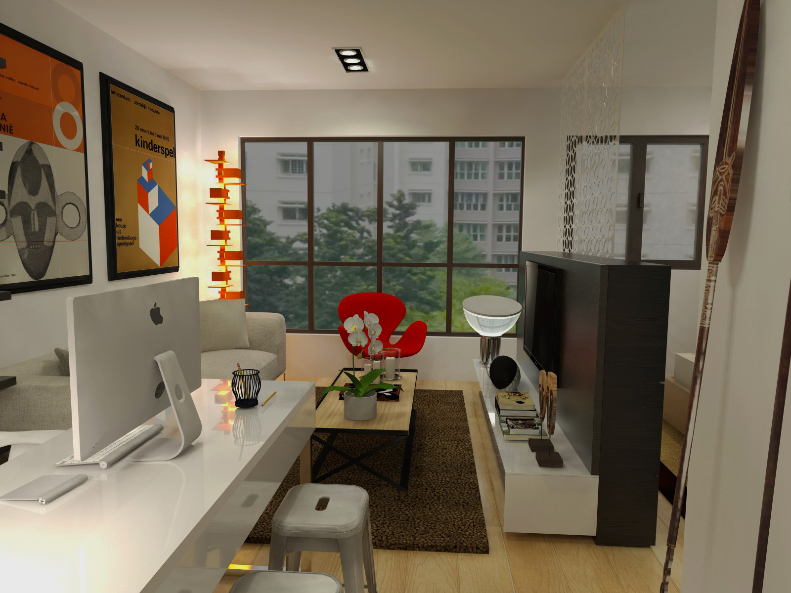 Hdb 2 Room Flat Interior Design Ideas  Psoriasisgurucom