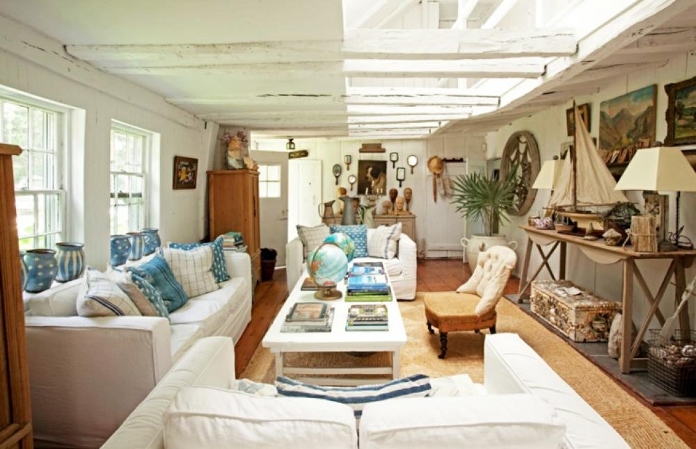 Maisons De Vacances à La Décoration Marine Créative