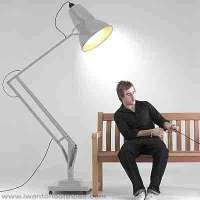 >Giant Desk Lamp