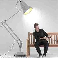 >Giant Desk Lamp   designfetishdotorg