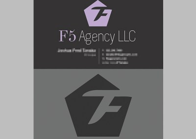 F5 Business Cards