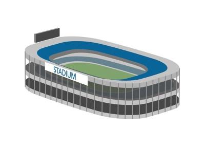 Stadium Graphic