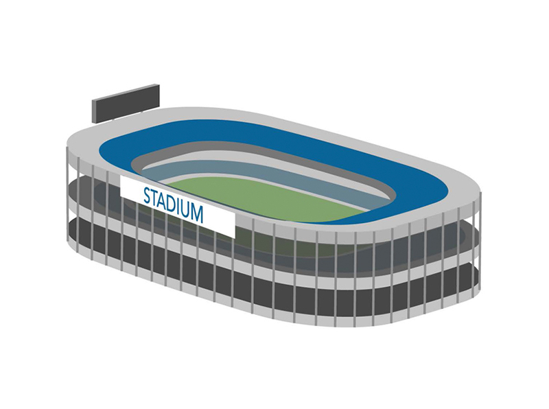 Stadium Graphic