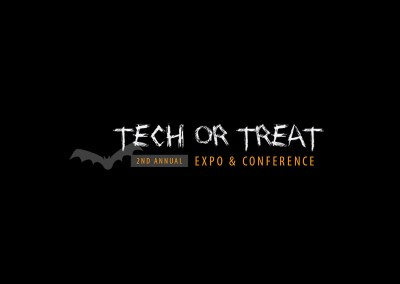 Tech or Treat Logo