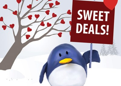 Sweet Deals Promo Poster