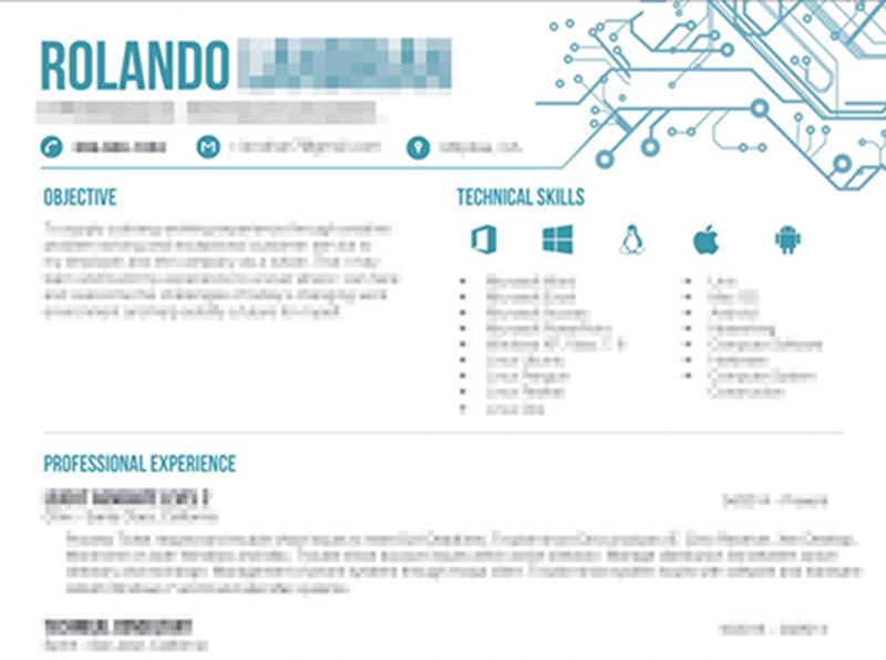 Rolando – Resume