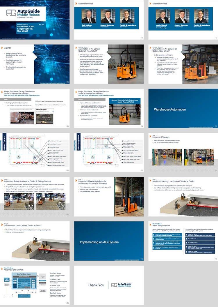 AutoGuide webinar presentation Firebrand Design & Business Solutions in Safety Harbor, FL