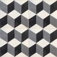 Design for Me Loves... Geometric Encaustic Patterned Tiles